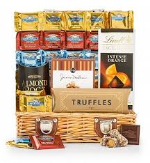 dessert baskets chocolate gift baskets delivered dessert sweet gift baskets