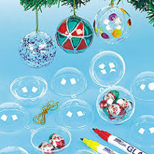 decorate your own baubles lights card and decore