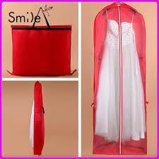 Wedding Dress Bag China Red Foladble Non Woven Wedding Dress Bag China Wedding