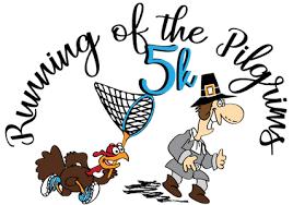 running of the pilgrims 5k november 23 2017