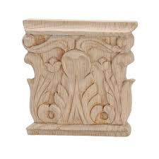 Kitchen Cabinet Appliques Applique Wood The Home Depot