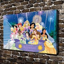 popular princess castle pictures buy cheap princess castle c0051 princess castle big club cartoon film hd canvas print home decoration living room bedroom
