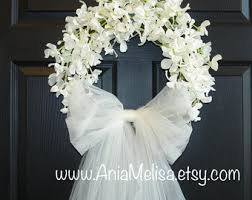 wedding wreaths wedding wreath etsy