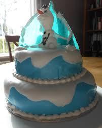 frozen themed birthday cake u2013 nerd with a manicure