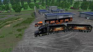 2016 volvo semi truck grave digger truck trailer volvo truck trailer by eagle355th