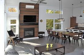 modern and rustik decorative planking murdesign