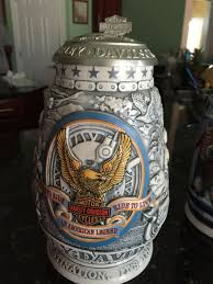 harley davidson avon collectible stein collectibles in elgin sc