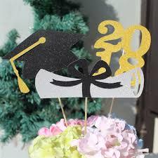 graduation centerpieces graduation centerpieces 2018 grad cap diploma certificate class of