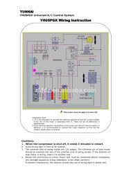 pg motor universal air conditioner conditioning condition control