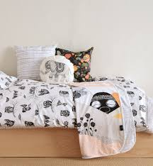 baby bedding owls from mini empire sweden