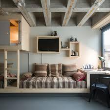 chambre architecte le bureau gustot architectes réveille le jam hôtel auguste