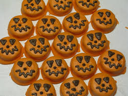 chocolate covered halloween oreos super sweet tooth