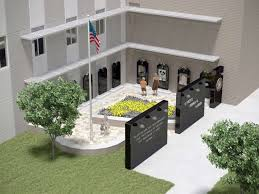 memorial garden memorial garden planned for fallen pearland officers