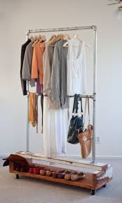 wardrobe racks astounding clothes rack cheap heavy duty clothes
