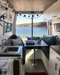 motor home interiors cervan interiors we parked in paradise