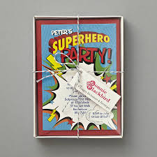 personalised halloween party invitations personalised superhero party invitations by bonnie blackbird