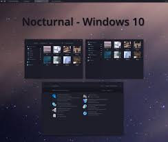 themes download for pc windows 10 best dark themes for windows 10 you must have apply today hacking