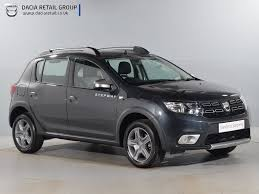 sandero renault 2017 used dacia sandero stepway laureate 2017 cars for sale motors co uk