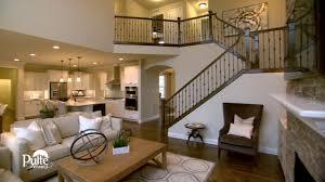 new homes by pulte homes u2013 deer valley floorplan youtube