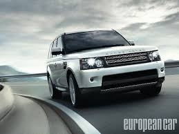 land rover sports car 2013 range rover sport updates u0026 limited editions european car