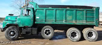 mack trucks for sale 1989 mack dm688s dump truck item da7354 sold march 30 c