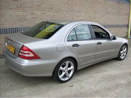 used mercedes c class for sale in uk used mercedes 2006 petrol class c180k se saloon