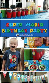 mario birthday party mario birthday party farmer