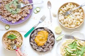 cuisine pates cuisiner des sauces pour pâtes saines gourmandes végétale