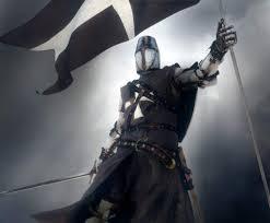Black Jihad Flag Facing History Crusades V Jihad