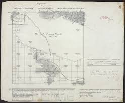 San Bernardino County Map Palomar Mountain History Resources