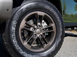 bronze wheels jeep 2016 jeep wrangler unlimited 75th anniversary edition wheel
