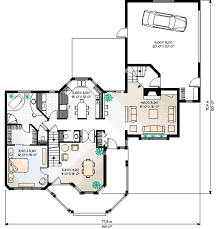 Victorian Floorplans Victorian Style House Plan 4 Beds 3 50 Baths 2265 Sq Ft Plan 23