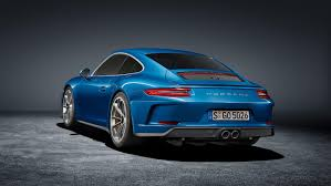 porsche gt3 911 gt3 with touring package celebrates its premiere at the iaa