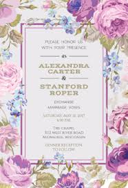 wedding invitations island cabbage roses free printable wedding invitation