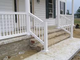 porch posts u0026 railings austintown fence
