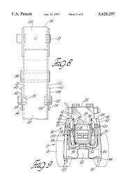 patent us5620297 tractor loader mounting structure google patents