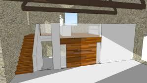 fabriquer porte de grange 093 une table et un salon vive la menuiserie rénovation d
