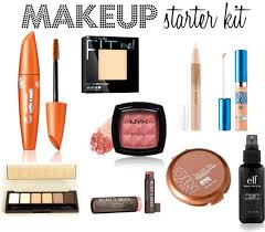 makeup starter kit and makeup brushes under 90