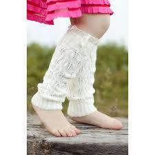 mardi gras leg warmers kids open knit leaf pattern leg warmers