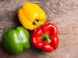 capsicums vegetables