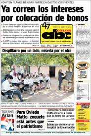 newspaper abc color paraguay newspapers paraguay friday u0027s