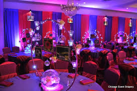 custom photo backdrop wedding backdrop table drapery wedding drapery chicago
