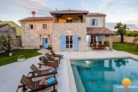 apartments and villas with pool and special offers in istria by