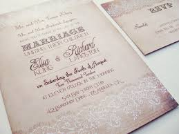 awesome wedding invitations cheap cheap make your own wedding