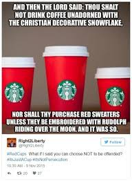 Red Solo Cup Meme - starbucks red holiday cup controversy know your meme