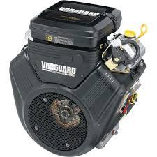 briggs u0026 stratton vanguard v twin horizontal engine with electric