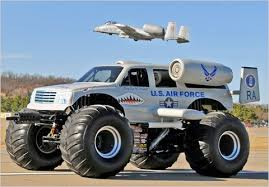 10 monster truck air force u0027s weapon mass recruitment