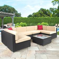 All Weather Wicker Patio Furniture Clearance by Patio Interesting Walmart Outdoor Furniture Clearance Amazon In