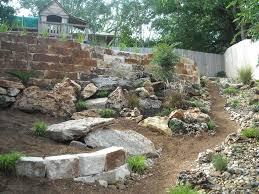 Rocks In Garden Enchanting Rock Garden Design Pictures Best Ideas Exterior