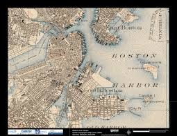 Boston Ferry Map by Flood Maps Boston Harbor Now Boston Harbor Now